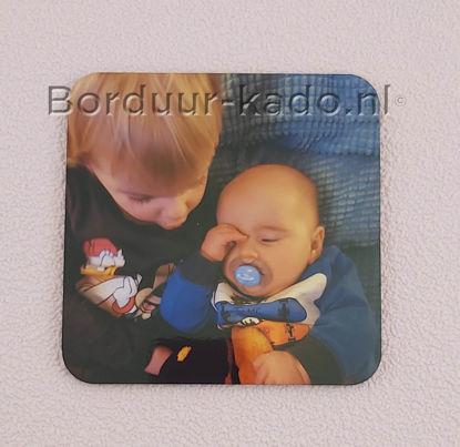 Afbeeldingen van Onderzetter MDF Hardboard met eigen ontwerp