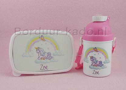 Afbeeldingen van Drinkbeker kinder en Lunchbox